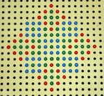 Geometric conversions on pegboard